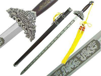 Green Destiny Sword - Crouching Tiger Hidden Dragon 38""