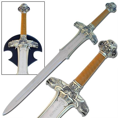 Barbarian Hero Battle Sword 39""