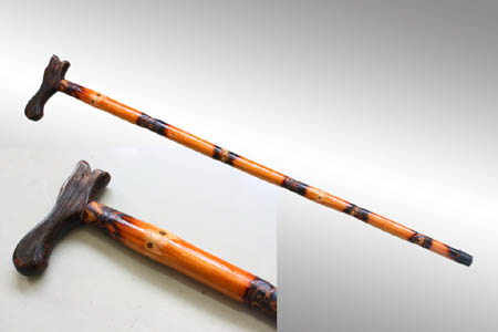 Ratton Walking Cane 36""