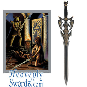 Kilgorin - Sword of Darkness - Black Blade Ltd. Edition
