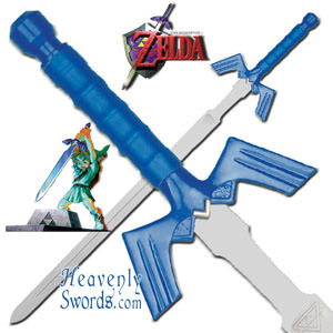Link&#039;s Master Sword - Legend of Zelda: Ocarina of Time