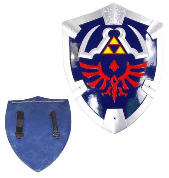 Zelda Shield, Polymer 21 1/2&quot;