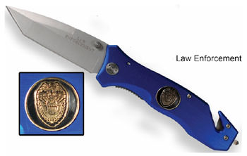 Police Law Enforcement Knife by MTech