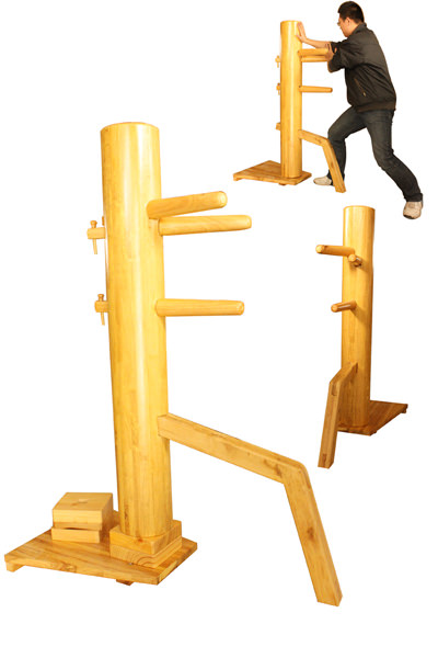 Wooden Training Dummy