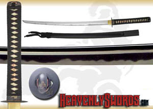 Paul Chen Nami Iaito Training Sword