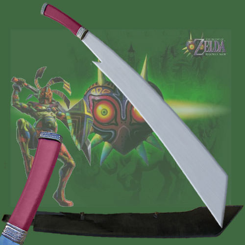 Legend of Zelda - Odolwa's Blade Dancer Sword -Link 40""
