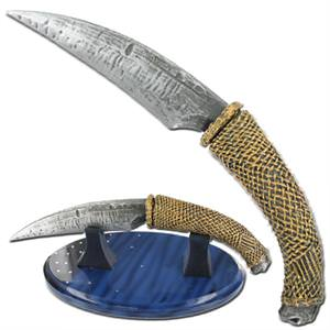 Avatar - Pandora Tribal Inverted Dagger & Stand 10 1/2""