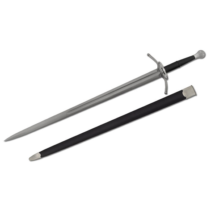 Rhinelander Bastard Sword and scabbard  45 1/4""