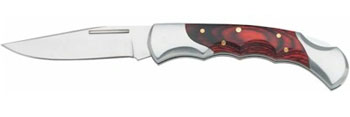 Maxam Folding Lockback Executive Knife