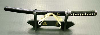 Kill Bill - Mini Bride&#039;s Sword W/ Stand 17 1/2&quot;