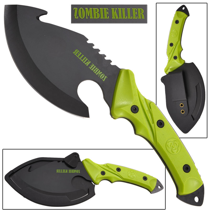 Shock And Awe Zombie Killer Knife
