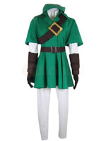 Legend of Zelda, Link's Cosplay costume