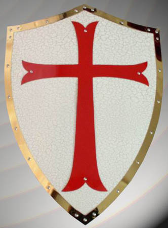 Medieval Knight Crusader Shield Armor Kingdom of Heaven