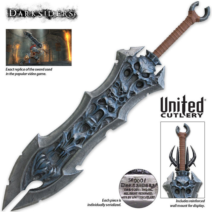 Darksiders Chaos Eater Sword 46""