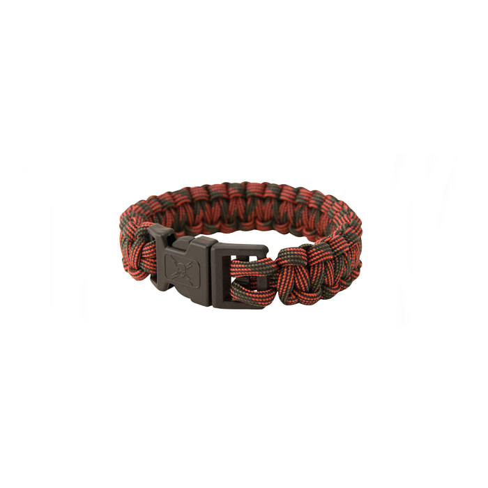 Elite Forces Paracord Bracelet Red Camo