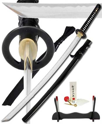 Deluxe Reverse Blade 41&quot; Sword - Rurouni Kenshin Sakabato