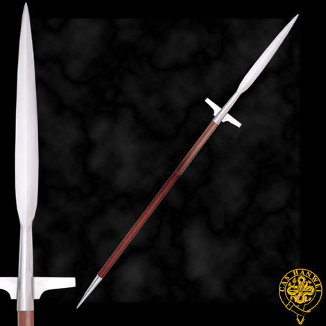 Cas Hanwei Medieval War Spear 80&quot;