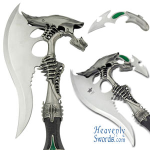 Alien Battle Axe