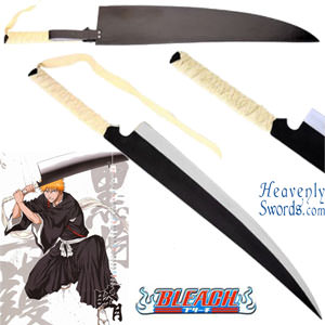 Bleach- Ichigo's Zangetsu - Cutting Moon 42""