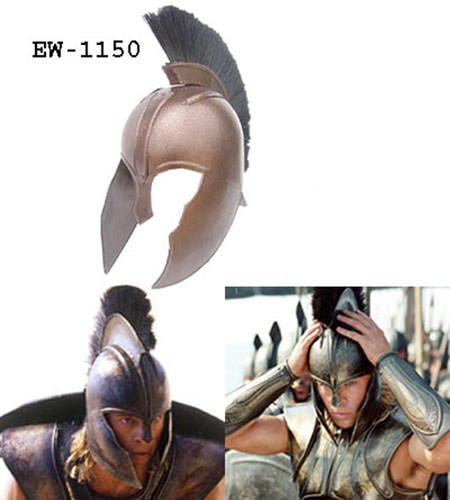 Achilles Troy Helmet Comes With Stand