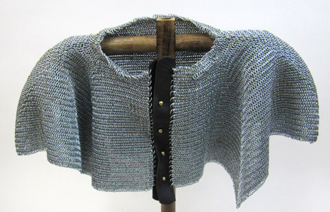 Chainmail Half-Shirt, 16ga/8mm
