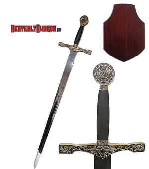 Excalibur - Silver Handle