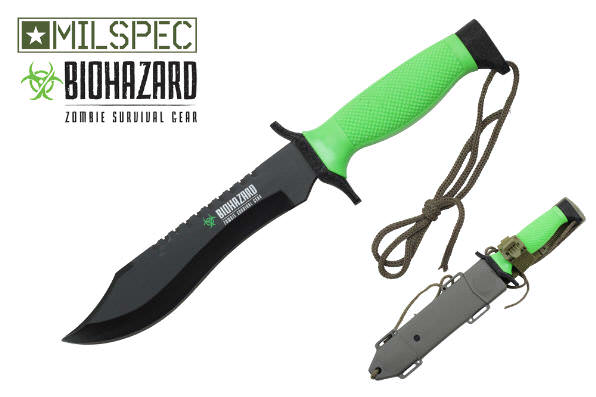 Zombie Killer Knife 12""
