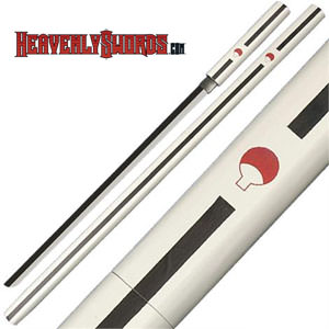 Bleach - Sasuke Kusanagi Grass Cutter Sword - Wooden 40""