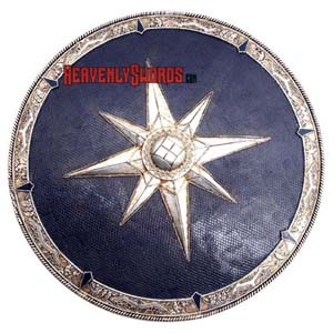 Narnia Prince Caspian Telmarine Soldier Shield