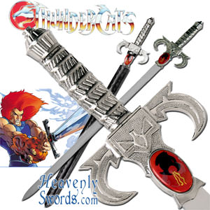 Thundercats Omen on Thunder Sword On Thundercats Sword Of Omens Steel 44 Anime Video