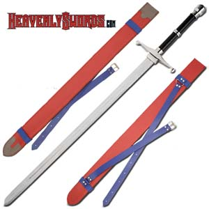 Dragonball Z Trunks Sword - Red Scabbard 42""