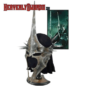 War Helm of the WitchKing Lord of the Rings LOTR