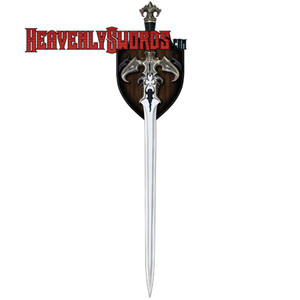 Universal Sword Plaque - Shield #2