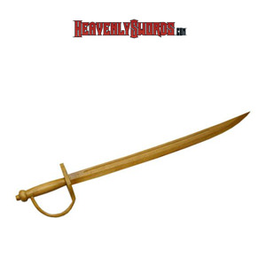 Wooden Pirate Cutlass 30&quot;
