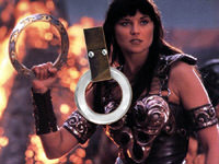 "Xena Warrior Princess 8"" Chakram Throwing Disc"