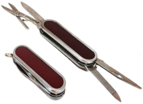 12- Multifunction Pocket Knife FF0028DZ