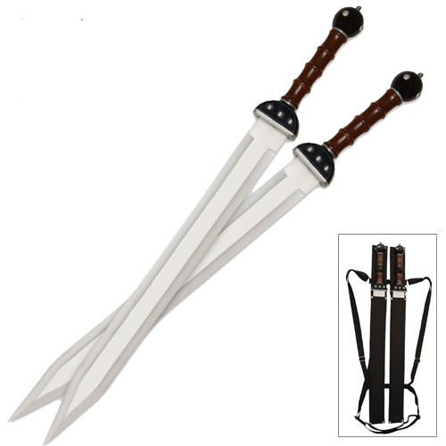 Elf Warrior Swords