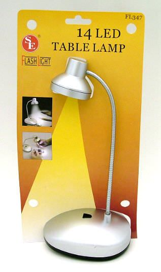 14 Bulb Led Table Lamp FL347