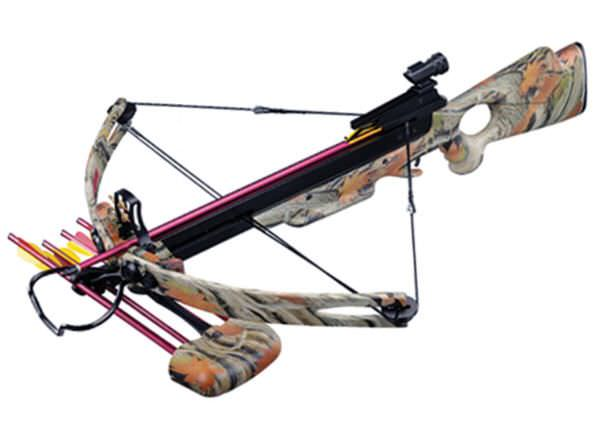 150 Pound Draw Compound Crossbow MK250A1AC