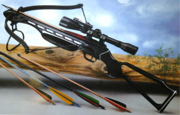 150 Pound Draw Crossbow CF119