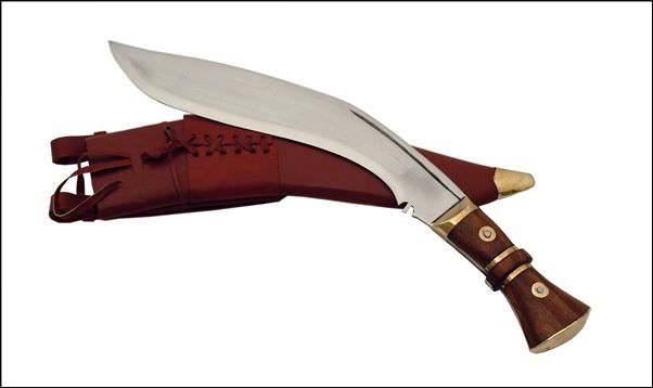 17in Kukri Knife 910908