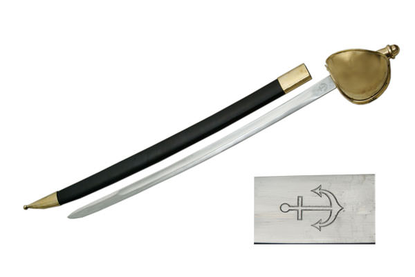 1860 Navy Cutlass Sword