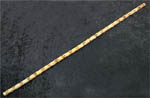 4 Foot Rattan Bo Staff 48""