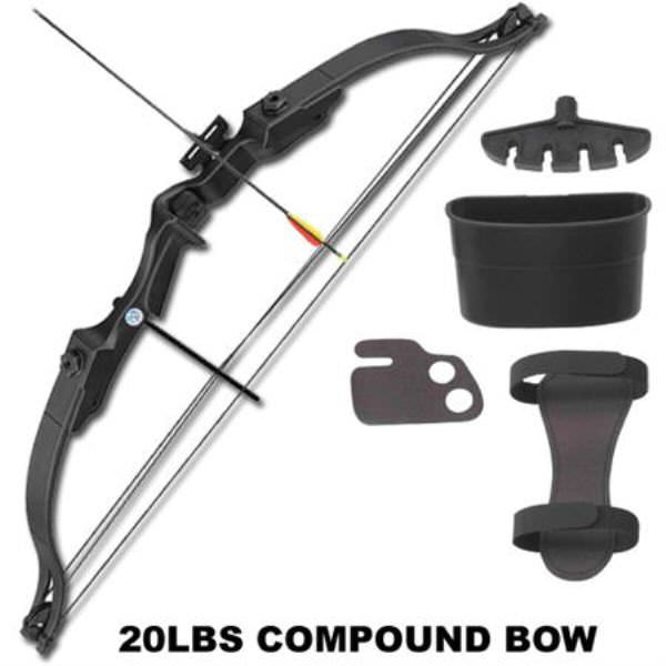 20 Pound Compound Training Bow MKCB006B