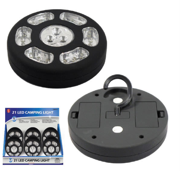 21 Bulb LED Camp light FL8821