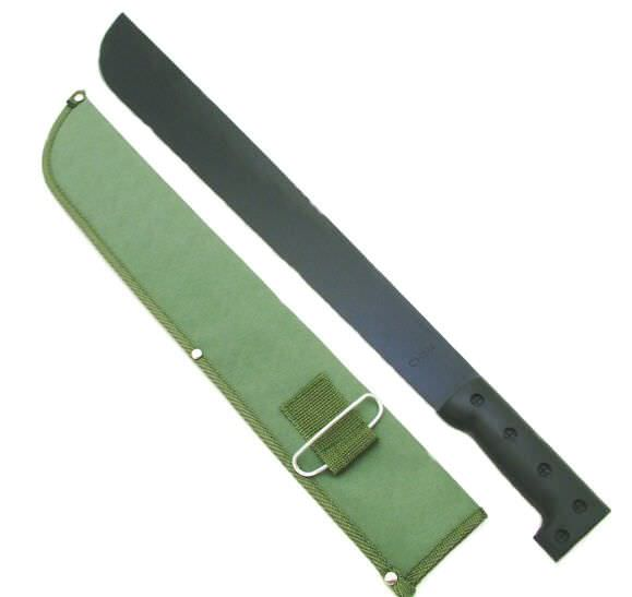 23IN Machete & Sheath C4114B