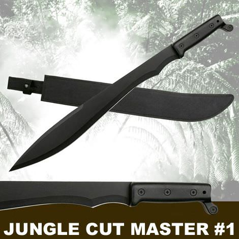 23 in Heavy duty Machete & Sheath HK2225B