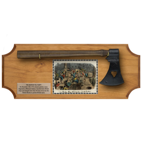 Boston Tea Party Deluxe Frame Set Light Wood