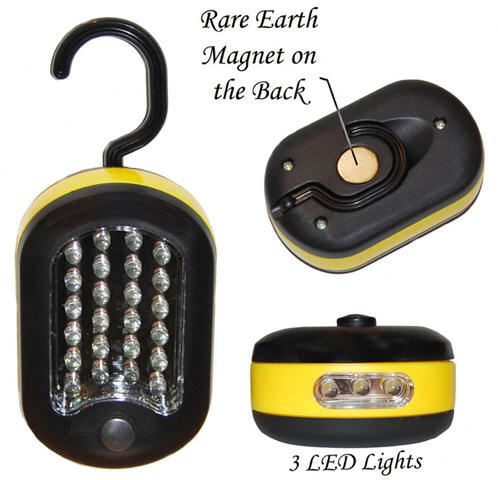 27 LED Work Light Magnetic FL9027WL