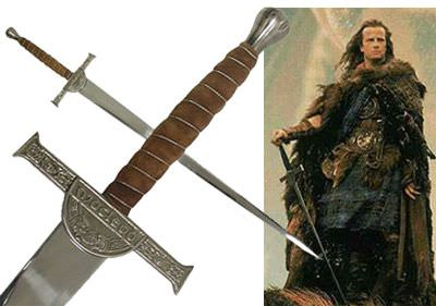 34 Macleod Sword PK634S